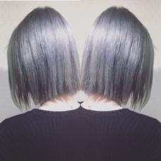 hair salon BIZE Second所属・長谷川結愛のスタイル