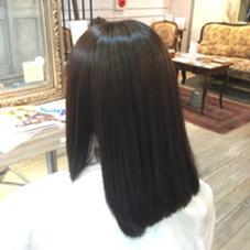 hair make jouer所属・クサノハルカのスタイル