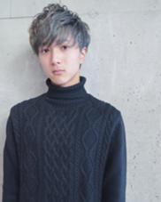 透け感アッシュグレーカラー JUNES HARAJUKU所属・stylistいがらしももこのスタイル