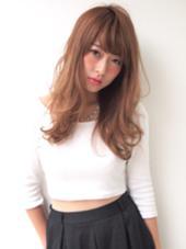 hair  design germe所属・篠田和希のスタイル