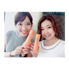 エステ体験後フォト♡  ナリス化粧品所属・中川藍華のフォト