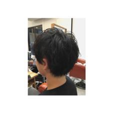 バッサリ切ってマッシュショートに!  トップはボリュームが出るように切って爽やかに仕上げました! 暑い日もあるのでさっぱりとしたヘアスタイルはいかがですか?(^-^) 甲村清大のメンズヘアスタイル・髪型