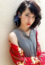 インナーカラーでスタイルに特徴をつけよう!! 長谷川奨悟のスタイル