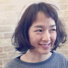 Hair  Healing  Wish  ヘアーヒーリングウィッシュ所属・小林直樹のスタイル