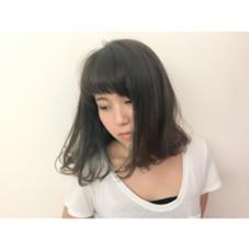 THROWカラー IMAJINE吉祥寺店所属・澤登友駿のスタイル