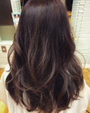 モーブピンクベージュ☆ 春っぽい綺麗な色になりました(*^^*)いつもありがとうございます❗️ セピアージュ アン所属・斉藤優太のスタイル