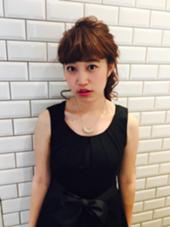 hair salon hatoha所属・yamaguchi.のスタイル