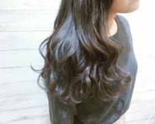 イルミナカラー*ダークグレージュ ALLURE HAIR〜elfi〜所属・間嶋紗由美のスタイル