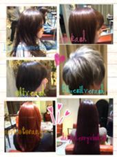 haircolor♡ JYUNESU  表参道店所属・米持冬花のスタイル