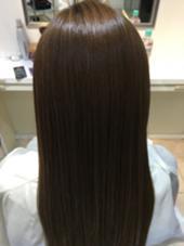 カラートリートメントをしました❗️  ツヤ手触り色味全て綺麗に仕上がります 是非体験ください❗️ hairart   LASEIYA所属・小林セイヤのスタイル