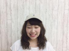 cut color perm kenje善行所属・田中愛美のスタイル