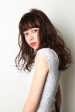 ナチュラルブラウン MODE K's 宝塚店所属・前田育美のスタイル
