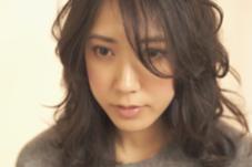 hair lounge PAA所属・フリーデザイナーmariaのスタイル