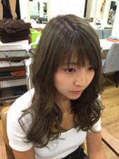 グレージュカラー!今流行りの外国人風カールがまた可愛い(・Д・)ノ KAMI-YU所属・kyoheiitoのスタイル