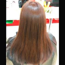 グレーブラウン shampoo綱島店所属・田代柾樹のスタイル