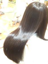 フォルテオリジナルのプラチナトリートメントでツヤサラ髪に❤️ フォルテ島田店所属・中村ひかるのスタイル