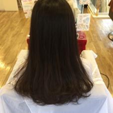 ダークカラーで色味を濃く入れました♩ Carino hair所属・川瀬敬介のスタイル