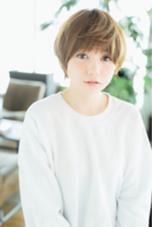 ショートボブ GOSSIP HAIR所属・◆ 早坂ケースケのスタイル