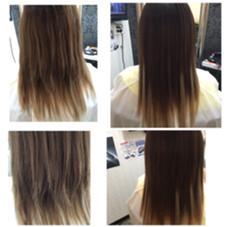 ✳︎トリートメント ✳︎毎日のアイロン、スプレー ✳︎Aujua ✳︎枝毛カット ✳︎髪の毛復活 Hair Grande Seeek所属・佐藤真由のスタイル