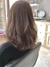ふわふわスタイル☆イルミナカラー,ヌード ALLURE hair ~luce~所属・ALLUREhair斉木  大志のスタイル
