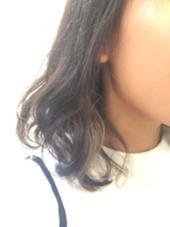 インナーカラーもできますよ✨✨ WiLL DRESS所属・益田優花のスタイル