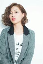 パーマミディ  撮影で! smile所属・田中秀司のスタイル