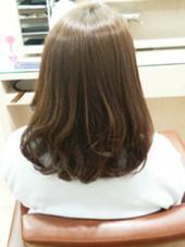 夏にオススメ★グレージュカラー START 1所属・濱上ちひろのスタイル