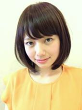 可愛い♡似合わせカット fossette所属・YamaguchiYuriのスタイル