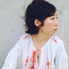 ROUNGE HAIR所属・sakaiharunaのスタイル