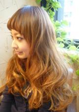 グラデーションカラー AW所属・YoshinoSeijiのスタイル