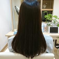弱酸性縮毛矯正スタイル blomma ブロンマ所属・芦田大樹のスタイル