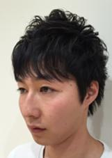 cnナカオ所属・佐藤慎哉のスタイル