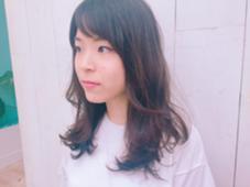 重めだけど、浮遊感を! terra by afloat所属・松子のスタイル