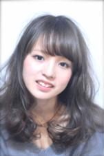 ふわっとパーマがおすすめ♪無造作に揺れる髪が旬です☆スタイリングも簡単ですよ(^ ^) tronco所属・吉永定広のスタイル