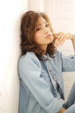 デジタルパーマグラッツ ¥10200ダメージレス  EARTH稲毛店所属・片山果美のスタイル