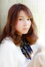ラフミディパーマ Hair Garden 葉庭 所属・原田勇希のスタイル