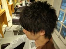 しょっちゅうカットに来てくれる人(^^)  黒髪マッシュスタイル! FIX所属・TERUのスタイル