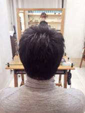 5センチほどバッサリカット☆ paige by neolive所属・松下芽衣のスタイル