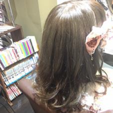 ダブルヘアデザイン所属・straightertakumiのスタイル