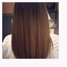 <カラートリートメント✨> 広がりやすかった髪が5stepトリートメントでしっかりまとまります!    CUOLA by KENJE所属・山﨑ユウタのスタイル