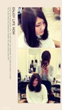 だいすきなお客さま☆ ほんのりグレージュなお色です❤️ hair&make chouchou所属・米澤澄絵のスタイル