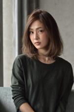 スモーキーアッシュカラー nananaparena    梅田店所属・中川将彰のスタイル