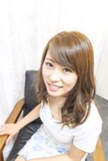 HAIR•SPA  KANCA所属・一瀬万柚子のスタイル