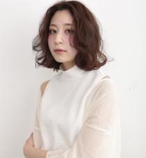 オブヘア宮崎台店所属・越野雄大のスタイル