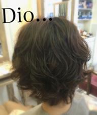 パーマスタイル☆ Dio...所属・森下友のスタイル