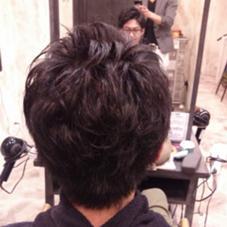 パーマのモデルさんです。 ヘアリゾートai 亀戸店所属・鈴木力也のスタイル