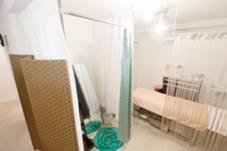 お着替え室もご用意しています。 DIARA〜beauty salon〜所属・細田記子のフォト