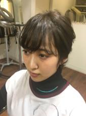 HALS   hair place所属・井上美穂のスタイル