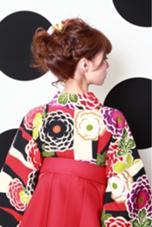 aile  organic hair salon所属・小川原亜美のスタイル