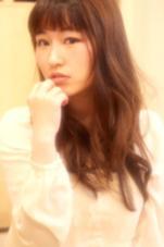 緩やかなカールStyle Hair Design D.c.t所属・平田秀一のスタイル